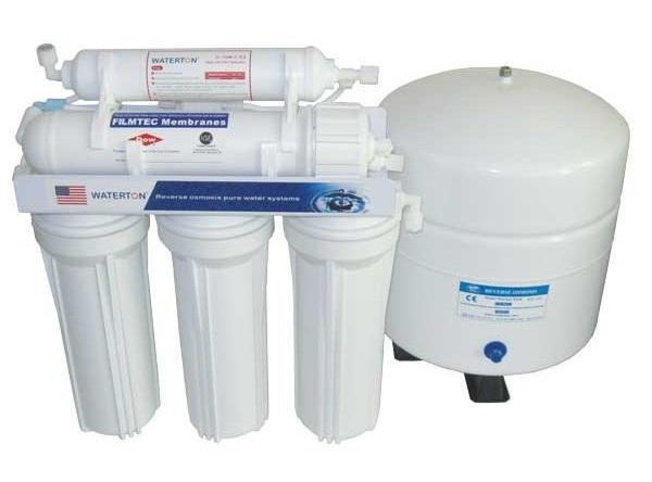 мембранные установки очистки воды