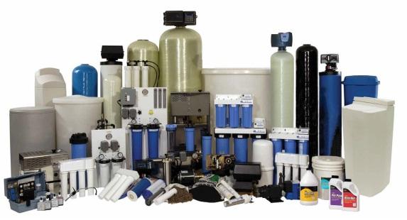 Комплектующие для систем фильтрации